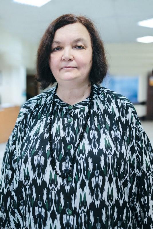Ирина Евсина, директор Благотворительного фонда во имя cвятителя Василия Рязанского
